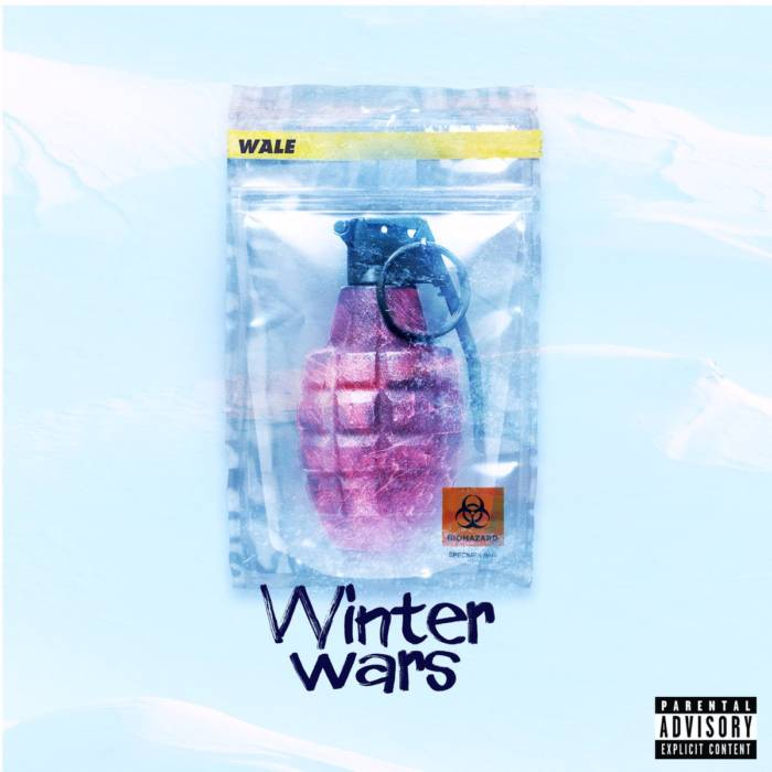 Du6rvH1UcAAo9UQ Wale - Winter Wars/Poledanceer ft Meg thee Stallion
