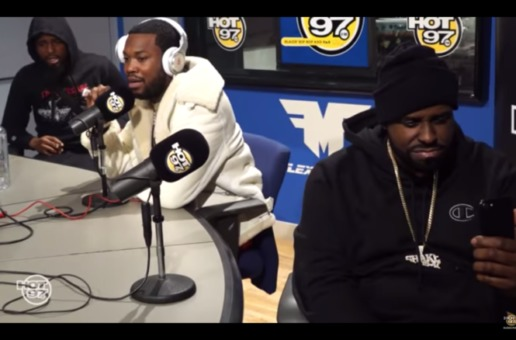 Meek Mill – Funk Flex Freestyle (Video)