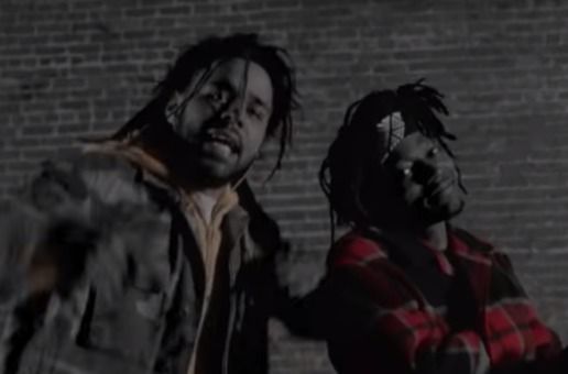 J.I.D – Off Deez Ft. J. Cole (Video)