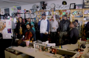 Wu-Tang Clan 'Tiny Desk Concert' Performance (Video)