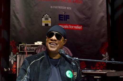 Stevie Wonder Hosts 22nd Annual Holiday Benefit Concert w/ Anderson .Paak, Ella Mai, Ro James, Ari Lennox, & More!