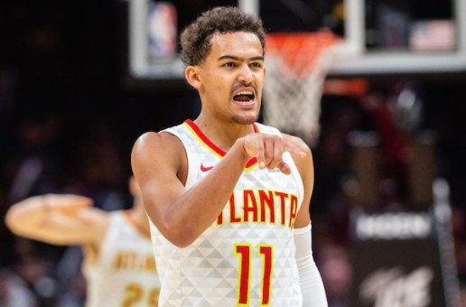 Young But Ready: Hawks Guard Trae Young Named KIA NBA Eastern Conference Rookie of the Month
