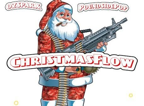 OZ SPARX – CHRISTMAS FLOW FT. POUNDSIDE POP ( PROD. IKE BEATZ x EVIL )