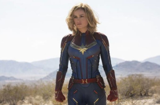 Checkout Marvel Studios' Captain Marvel New Trailer (Hits Theaters March 8, 2019)