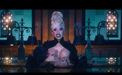 Cardi B –  Money (Video)