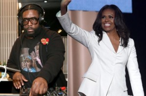 Questlove Supreme Debuts Special Episode w/ Michelle Obama Exclusively on Pandora!