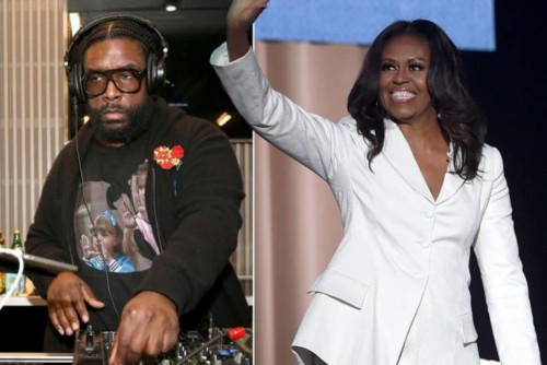 cindiafotoobama-1024x683-500x334 Questlove Supreme Debuts Special Episode w/ Michelle Obama Exclusively on Pandora!