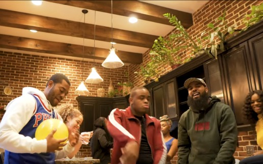 DAPPA – Touching Bases Feat. Stalley & Rich Dollarz (Music Video)