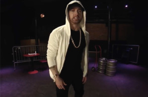 Eminem – Kick Off Freestyle (Video)