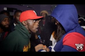 The Battle Academy Presents : Pusha Feek Vs Vizz Da OutLaw