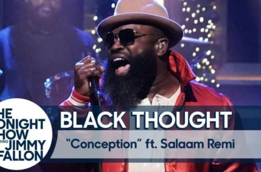 Black Thought ft. Salaam Remi – Conception (Live Performance)