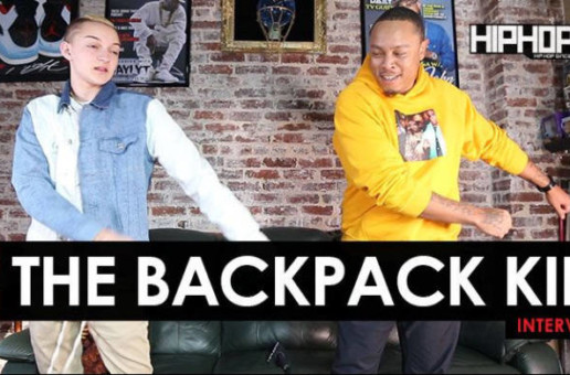 "The Backpack Kid Talks His Single ""Drip On Boat"", The Origin of the Floss Dance, His New Project & More"