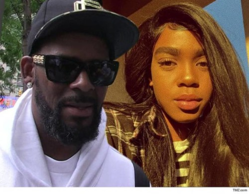 "0110-r-kelly-daughter-buku-tmz-insta-3-500x389 R. Kelly's Daughter Speaks Out Amidst ""Surviving R. Kelly"" Reactions"