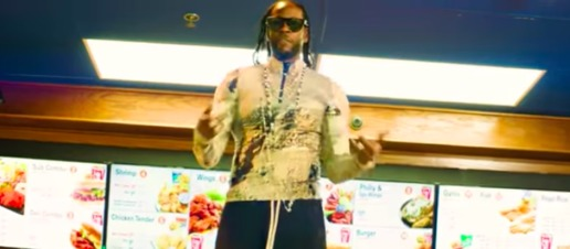 2 Chainz – Hot Wings (Video)