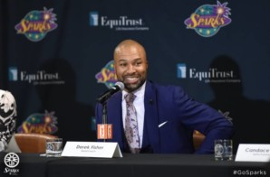 The Los Angeles Sparks Have Hired Latricia Trammell & Fred Williams as Assistant Coaches