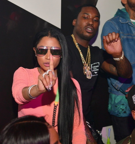 gettyimages-627411228-594x594-469x500 What Does Nicki Minaj Have On Her Ex Bae Meek Mill? (Video)