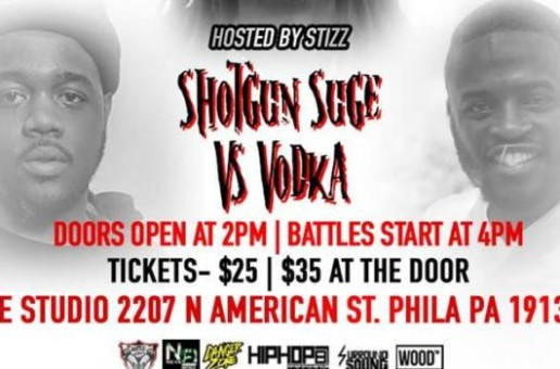 "SHOTGUN SUGE VS VODKA TRAILER ""NightMare In Philly"""
