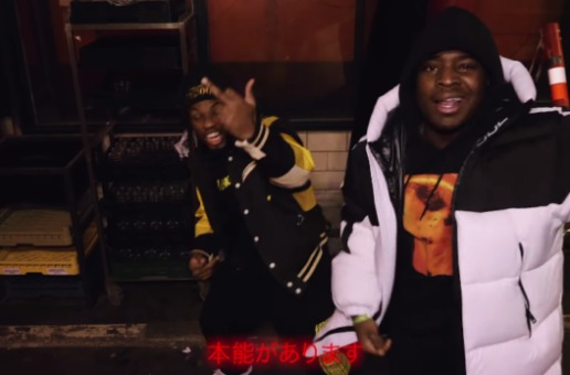 IDK x Denzel Curry – Once Upon A Time (Freestyle) (Video)