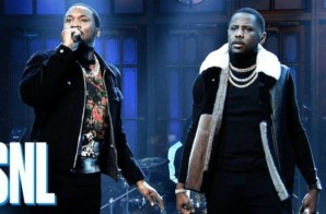 Fabulous Joins Meek Mill On Saturday Night Live (Video)