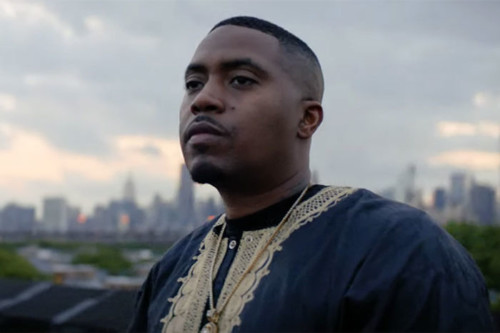 nas-everything-500x333 Nas - Everything Ft. Kanye West & The Dream (Video)