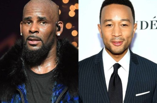 "John Legend Addresses Appearance on ""Surviving R. Kelly"""
