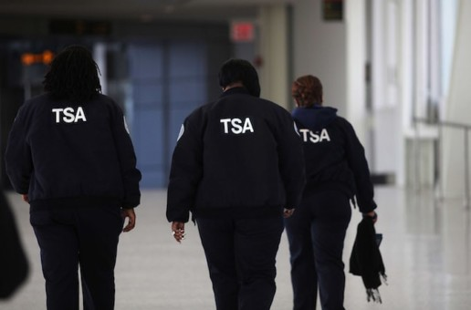 Unpaid TSA Workers Blast Uncensored Hip Hop Songs In JFK Airport!