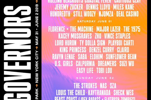 Def Jam Takes Over Governors Ball 2019 w/ Nas, Vince Staples, 070 Shake & Suzi Wu!