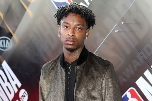 21-savage-nba-500x334 According To Police 21 Savage Had Loaded Gun At Time Of Arrest!