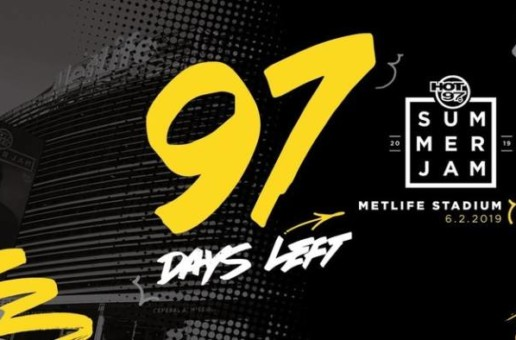 The Countdown Begins! 97 Days Away To Hot 97's Summer Jam! (Video)