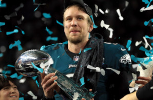 I'll Fly Away: The Philadelphia Eagles Won't Place The Franchise Tag On Nick Foles Allowing Him To Be a Free Agent