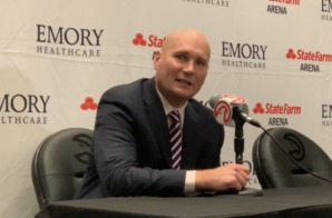 Atlanta Hawks GM Travis Schlenk 2018-19 NBA Trade Deadline Press Conference (Video)