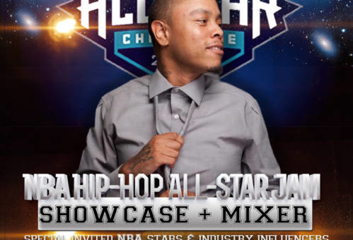 Terrell Thomas Presents: NBA Hip-Hop All Star Jam (Showcase & Mixer in Charlotte) (Feb. 15th)