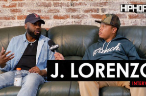 J. Lorenzo Talks Artist Development, Music Management, Boston Sports & More with HHS1987 (Video)