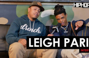 "Leigh Paris Talks His EP '5500', Performing at SXSW on the HHS87 Stage, His ""Wood Grain"" Record & More with HHS1987"