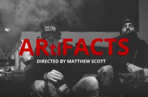 Brando AR – ARtiFACTS (Video)