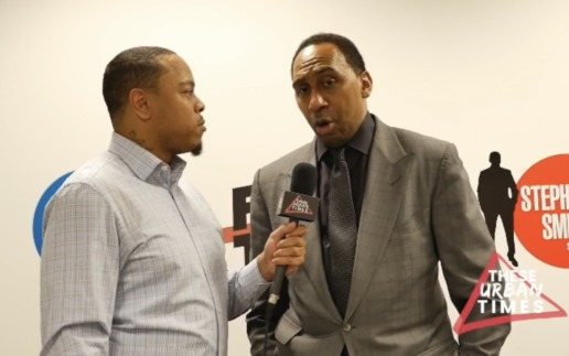 Stephen A. Smith Talks His Journey To Success, Allen Iverson, Patrick Mahomes, HBCUs & More