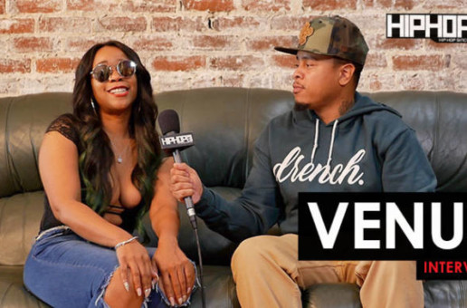 "Venus Talks Her Record ""Throw It Back"", Roc Nation, Her Upcoming Project & More with HHS1987 (Video)"