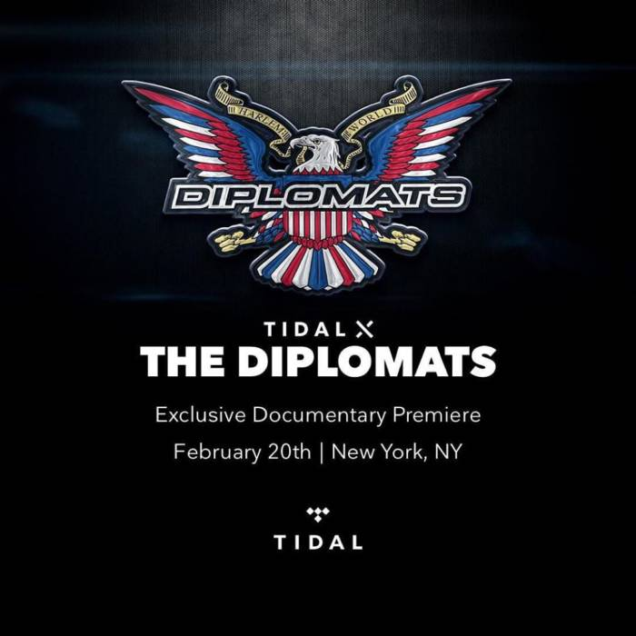 dipset-diplomatic-ties-doc Watch The Diplomats Documentary Exclusively On TIDAL