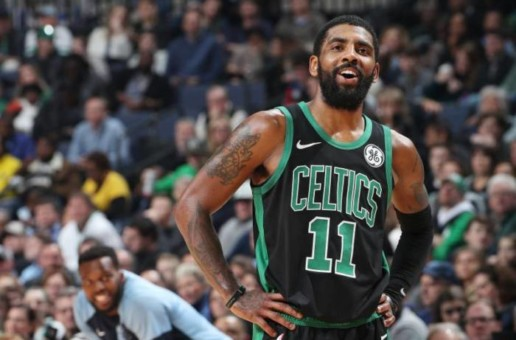 Kyrie Irving To Star In & Executive Produce Horror Movie!