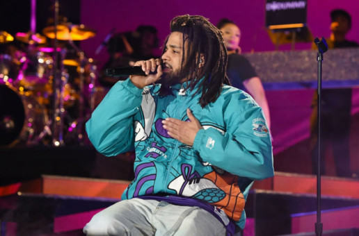 J. Cole Performs at NBA All-Star Game Halftime Show (Video)