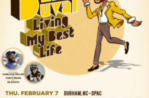 "Enter To Win Tickets To Lil Duval's ""Living My Best Life Tour"" in Kansas City & Indianapolis"