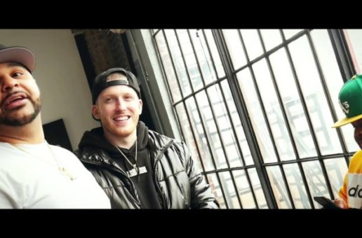 The Heatmakerz, Joell Ortiz & Fred The Godson – Gorilla Glue (Video)