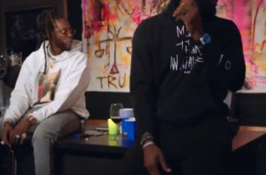 "2 Chainz & Lebron James Share Second Trailer For ""Rap or Go to the League"" Interview (Video)"