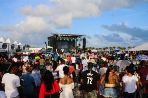 9 Mile Music Festival Recap: Nas, Diddy, Damian & Julian Marley and More!