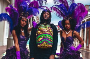 2019 Sprayground x Alvin Kamara Mardi Gras Bag Preview