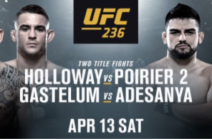 Rumble in the Farm: UFC Returns To Atlanta With Two Pivotal Championship Fights On April 13th