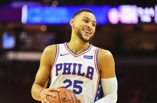 Philadelphia 76ers Star Ben Simmons Named the Eastern Conference Player of the Week
