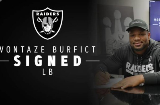 Per-Fict: The Oakland Raiders Have Signed LB Vontaze Burfict
