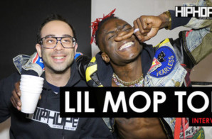 Lil Mop Top Interview with HipHopSince1987 (Part 1)