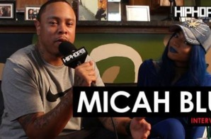 "Micah Blu Talks Opening For YFN Lucci at SXSW, Her Record ""Jealous"", New Music & More (Video)"